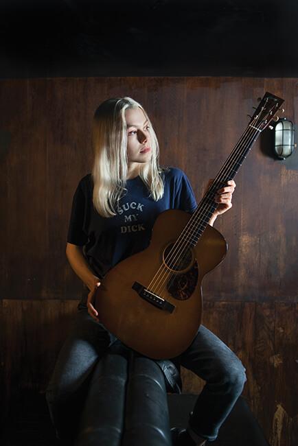 Interview: Phoebe Bridgers - Stranger Things