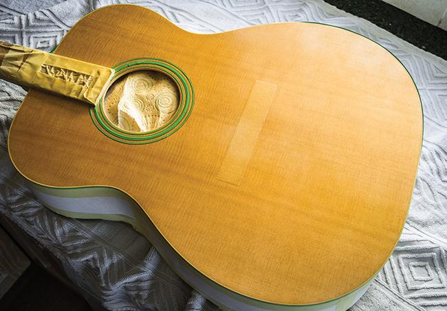 DIY Workshop: Martin Guitar Kit - Part 7