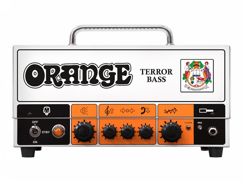 orange amps terror bass