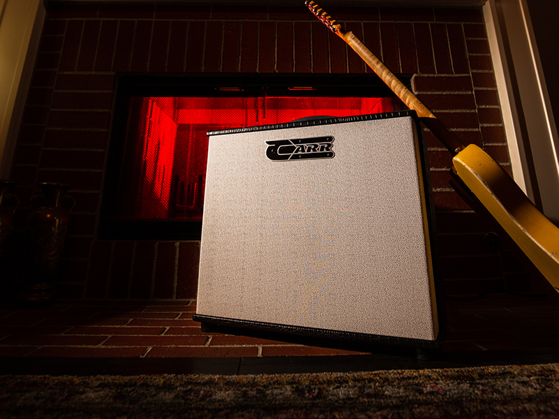 Carr Amps unveils the Telstar