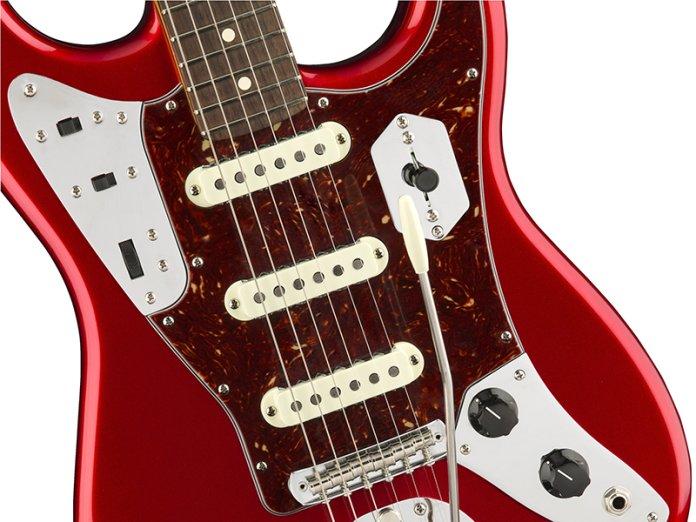 fender jaguar strat parallel universe guitar