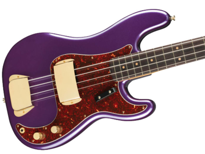Fender Midnight Hour Precision Bass
