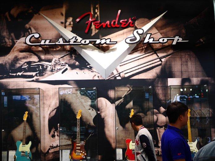 Music China Fender Custom Shop
