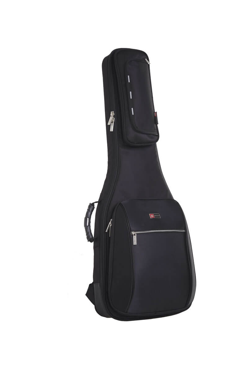 Crossrock CRSG106E & CRDG300 electric and acoustic guitar gigbags