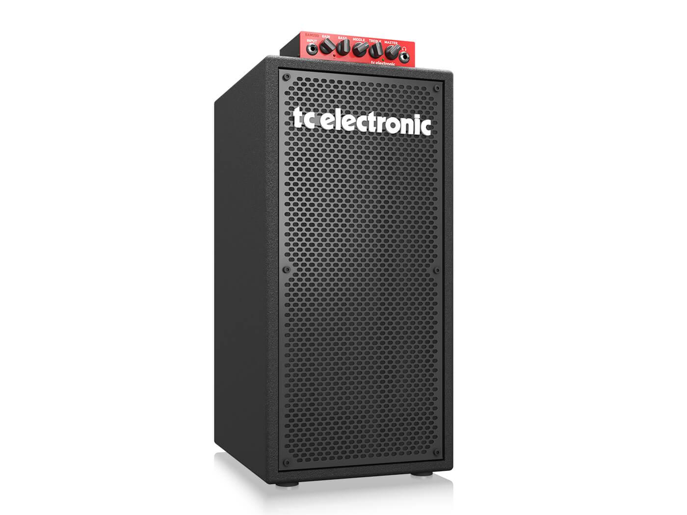 TC Electronic BC208 Bass Cab