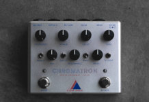 3 Leaf Audio Chromatron State Variable Filter