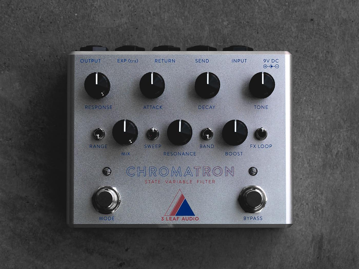 3 Leaf Audio Chromatron State Variable Filter