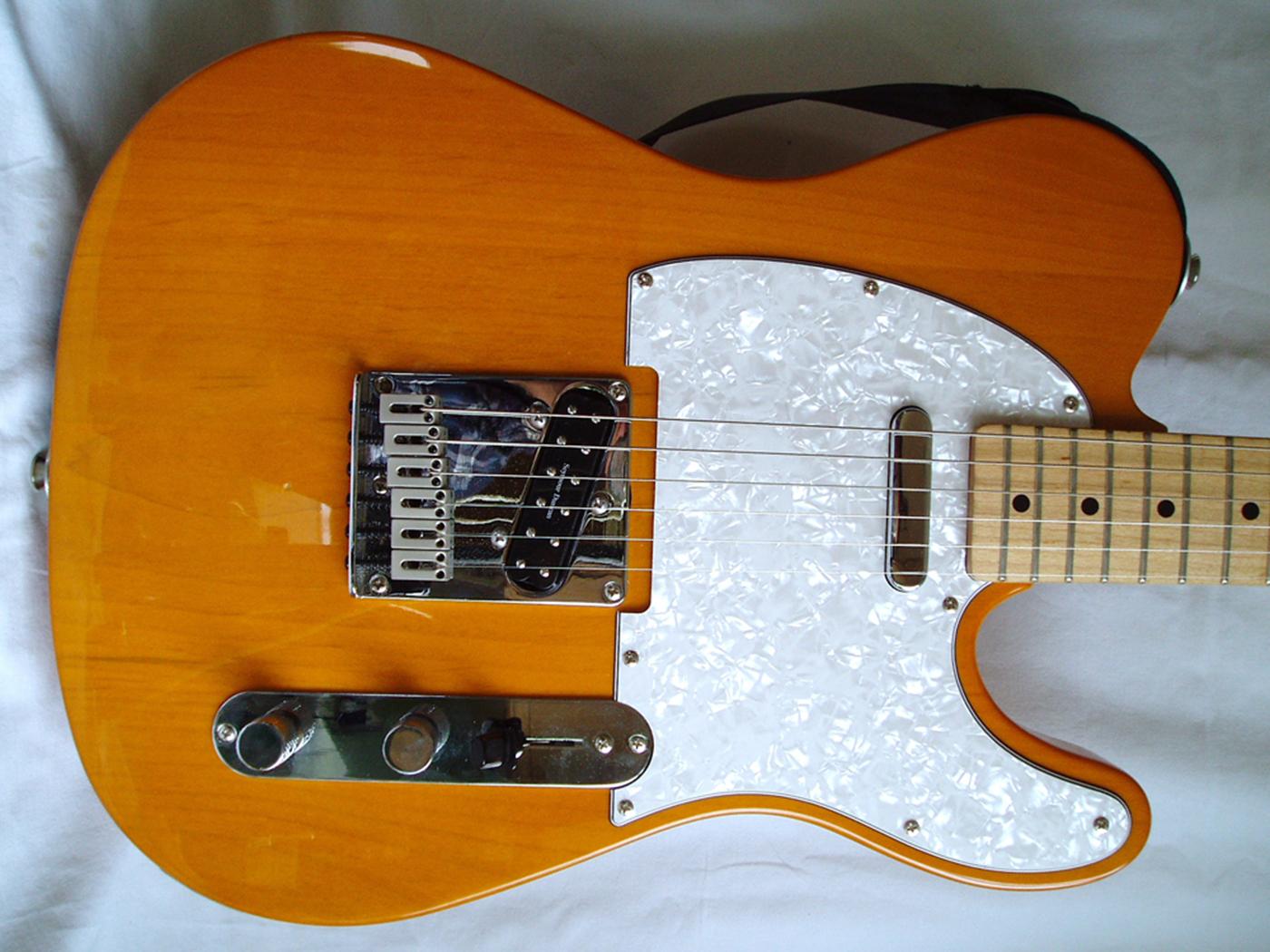 DIY Workshop: Squier Telecaster Upgrades - Guitar com | All