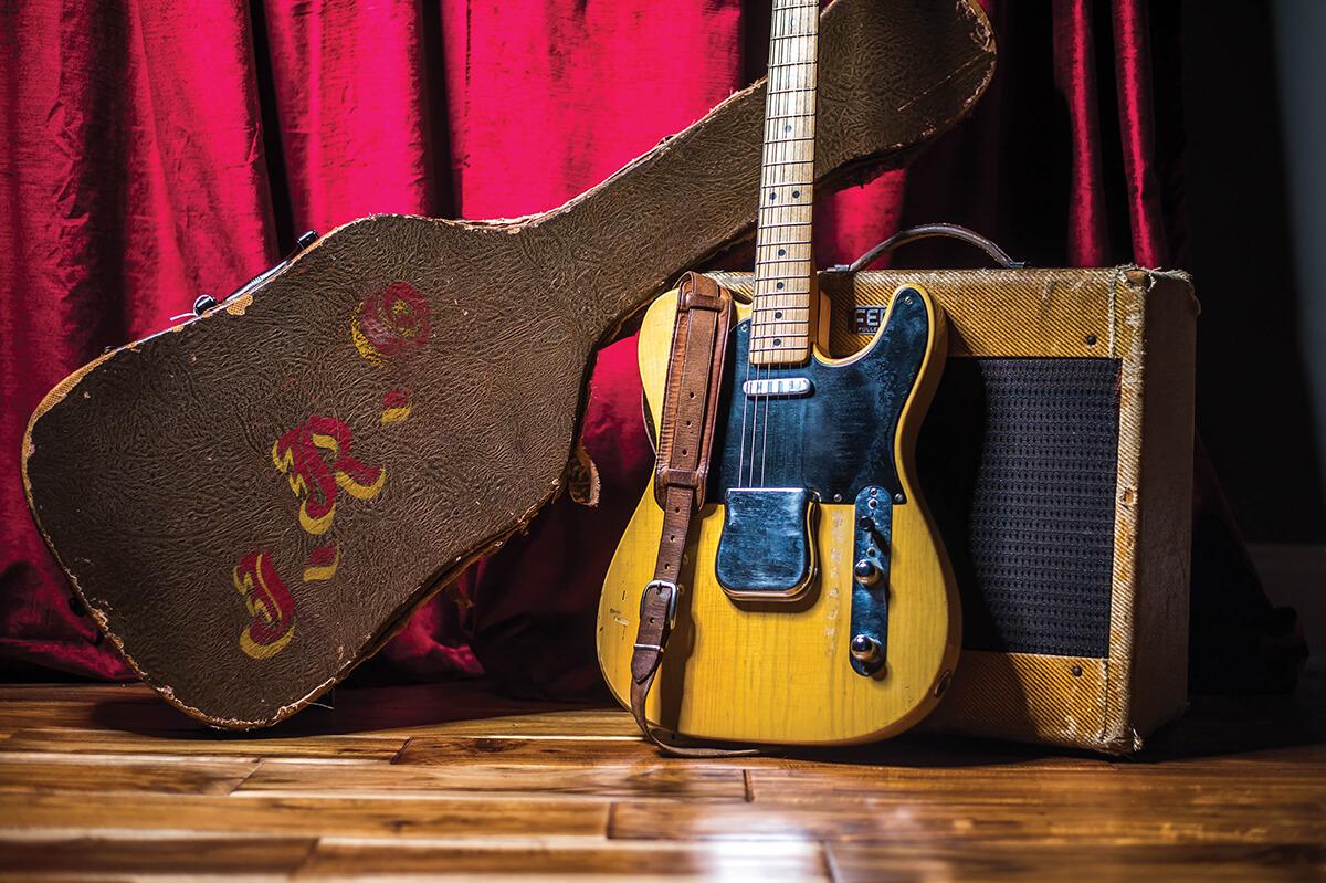 Essential Blues Guitar Lessons Pt 9: The Minor Pentatonic Scale – Shape 2