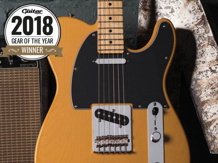the best gear of 2018 guitars pedals amps and accessories all things guitar. Black Bedroom Furniture Sets. Home Design Ideas
