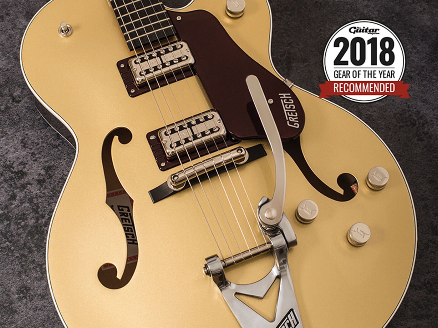 Gear of the Year 2018: Best premium electric guitars - Guitar com