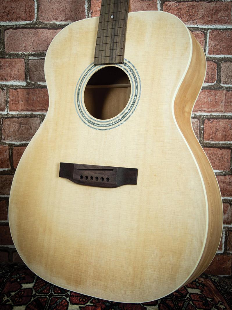 Diy Workshop Martin Guitar Kit Build Part Five Guitar