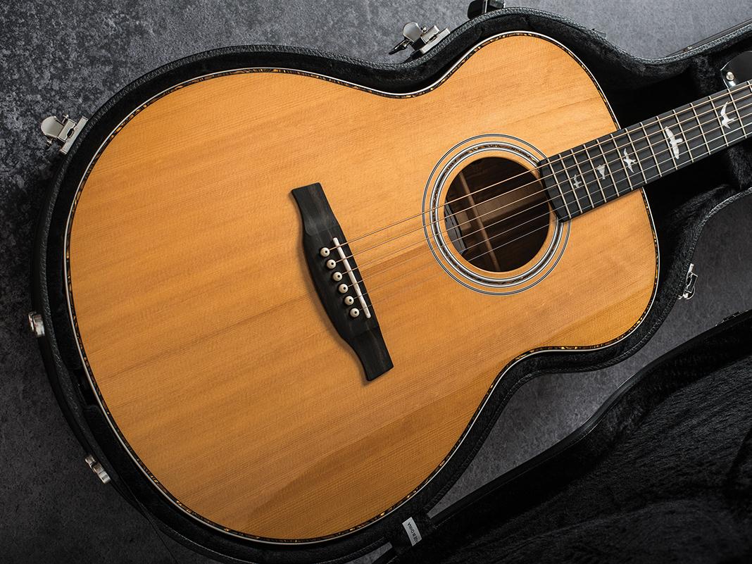 PRS SE T40E Acoustic Review - The Guitar Magazine