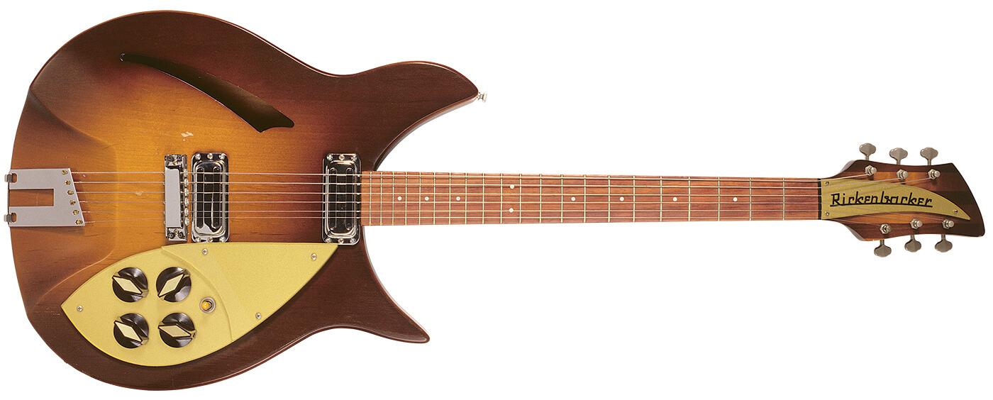Rickenbacker 330 1958 BB