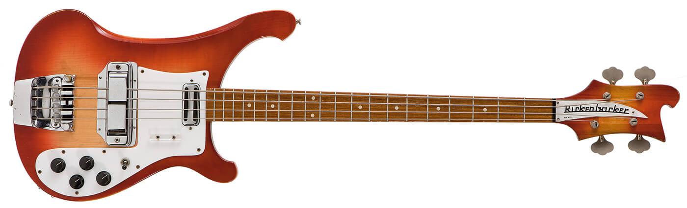 Rickenbacker 4001S bass 1966