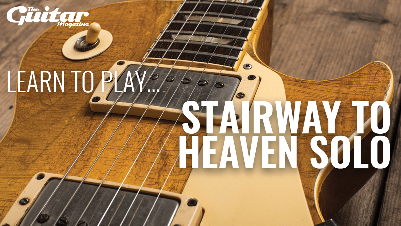 Learn To Play… Stairway To Heaven Solo
