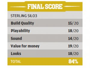 Sterling S.U.B. AX3
