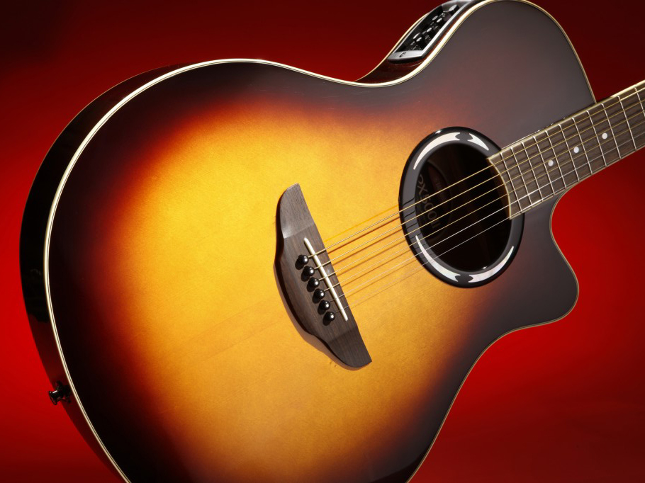 Yamaha Apx500ii Review Guitarcom All Things Guitar