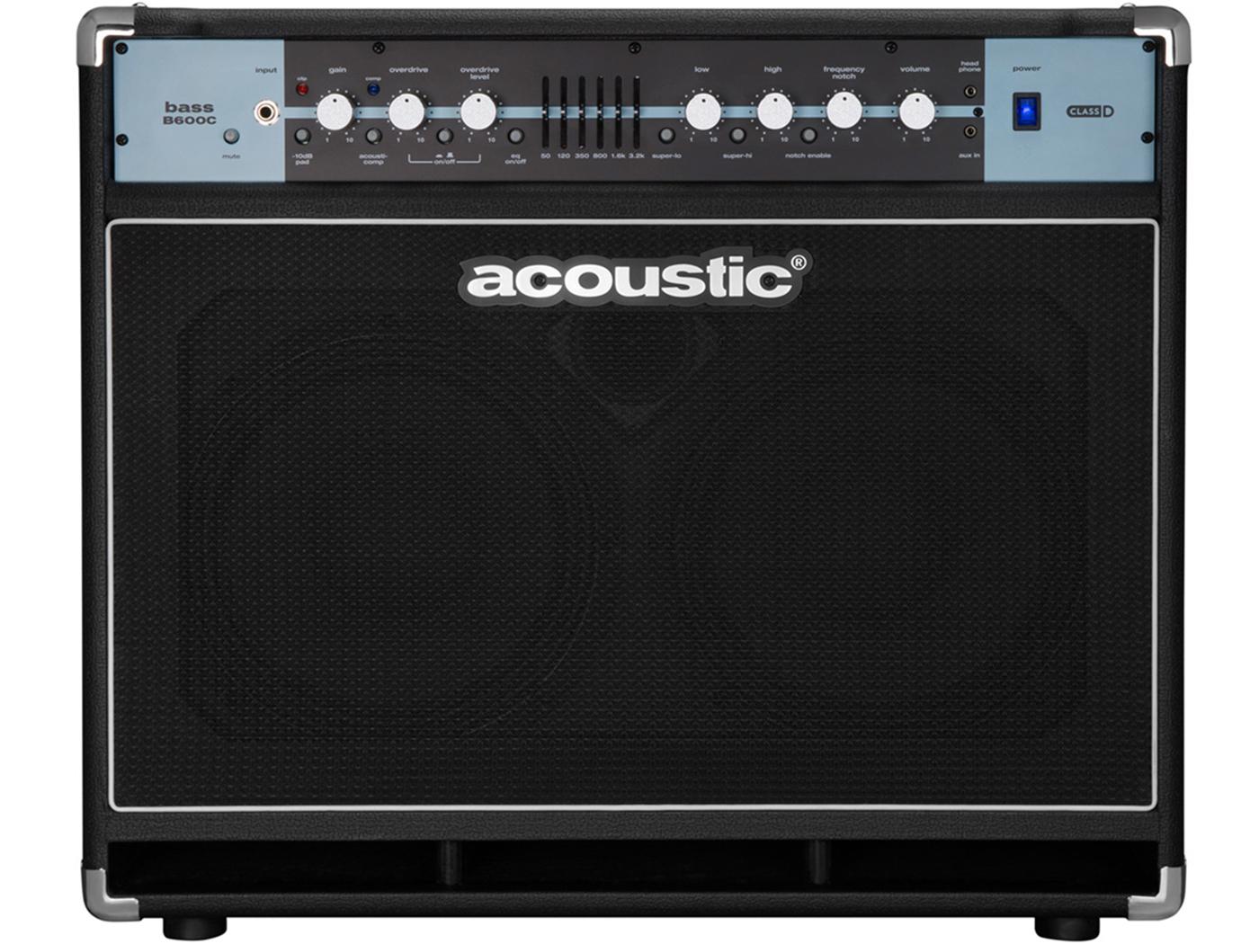 Acoustic Amplifiers B600C