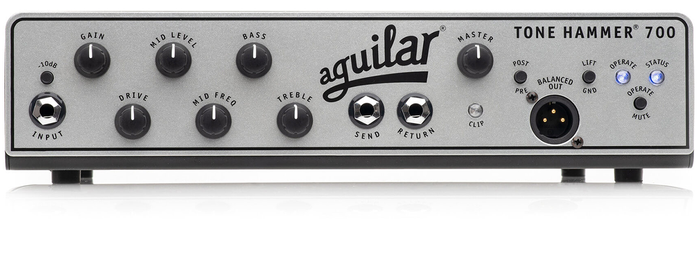 Aguilar Amplification Tone Hammer 700
