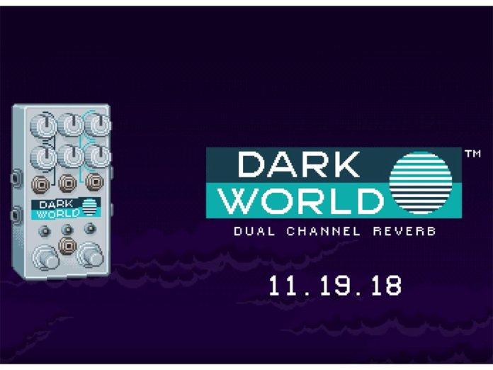 Chase Bliss Audio Dark World Reverb