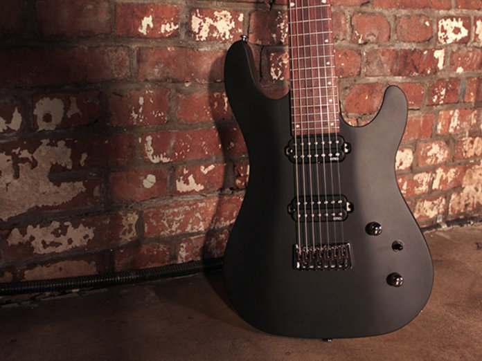 Cort KX257B Baritone 7-String Guitar Feature