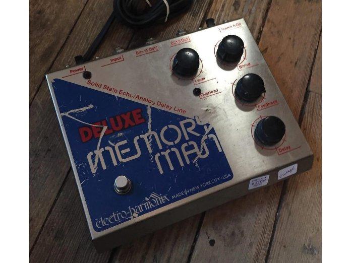 EHX Used Memory Man