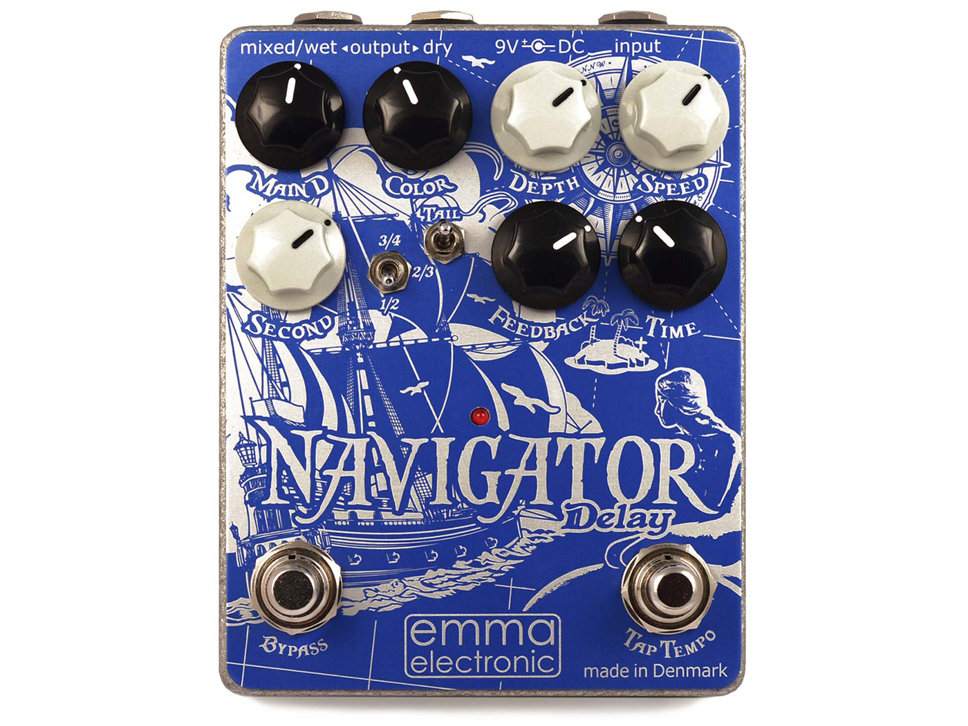 Emma Electronic releases the Navigator Delay