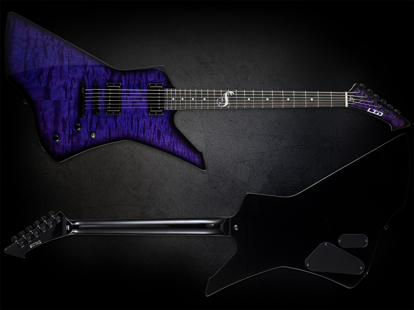 ESP James Hetfield Signature