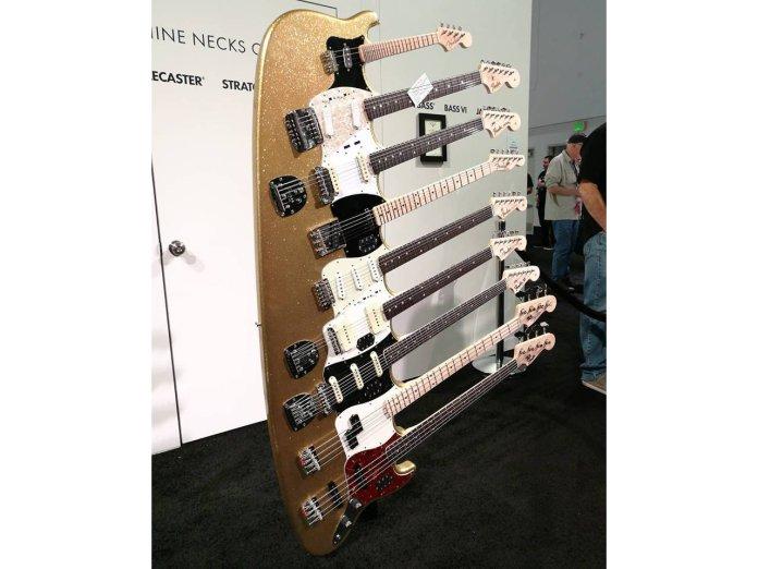 Fender 9-neck prestige guitar