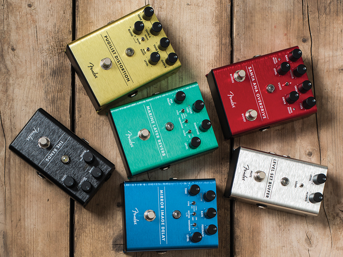 fender effects pedals review all things guitar. Black Bedroom Furniture Sets. Home Design Ideas