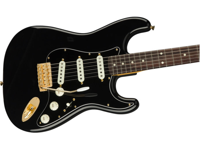 Fender MIJ Midnight Traditional 60s series feature