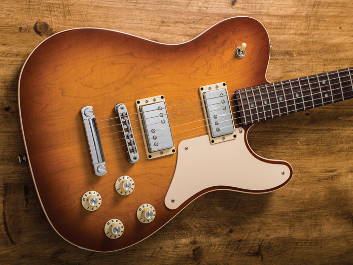 Fender Telecaster Deluxe Parallel Universe