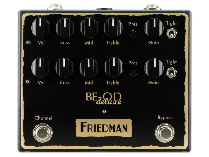 Friedman BE OE Deluxe