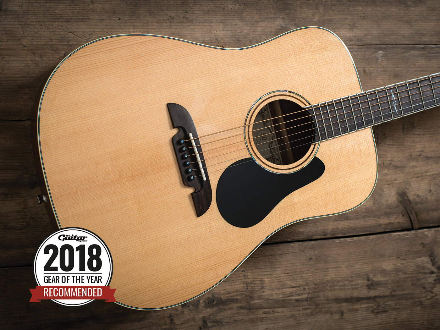 Gear of the Year 2018: Best affordable acoustic guitars