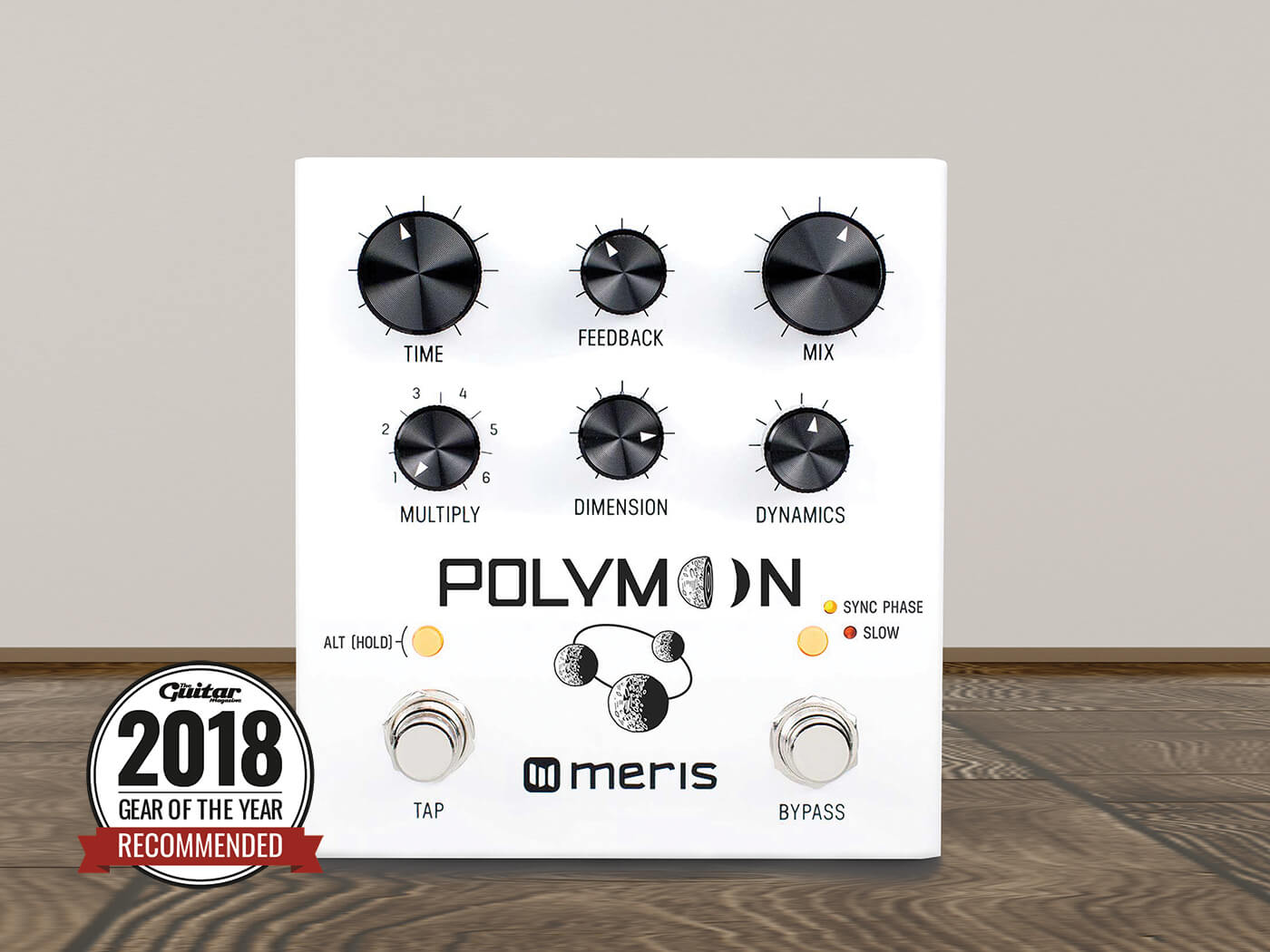 Meris polymoon delay