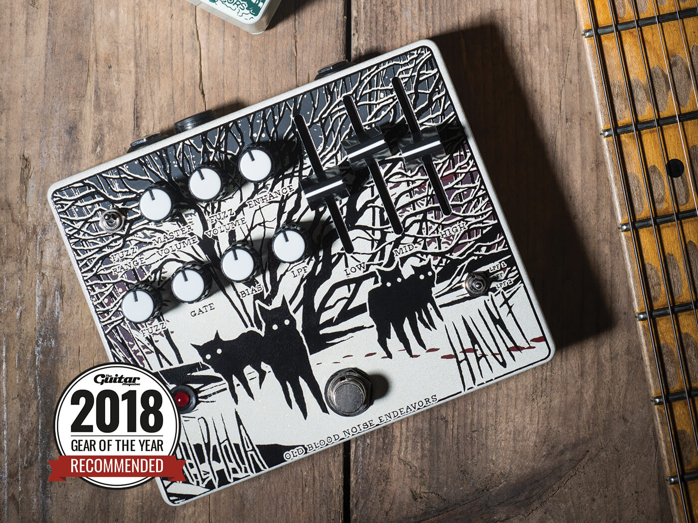 old blood noise endeavors alpha haunt fuzz