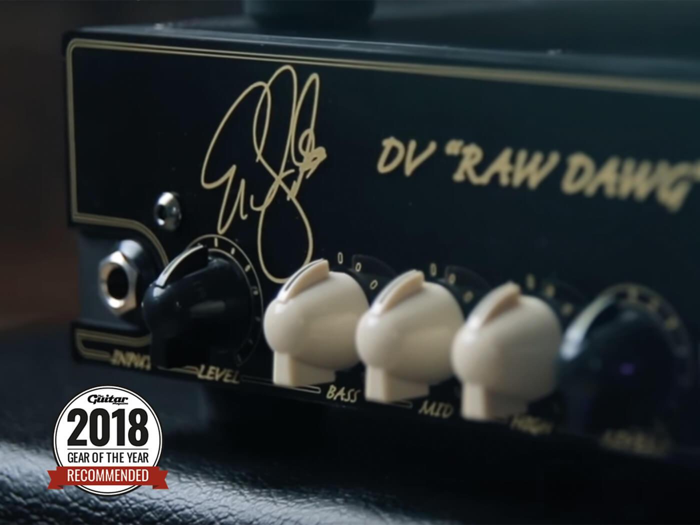 Raw Dawg DV Mark eg