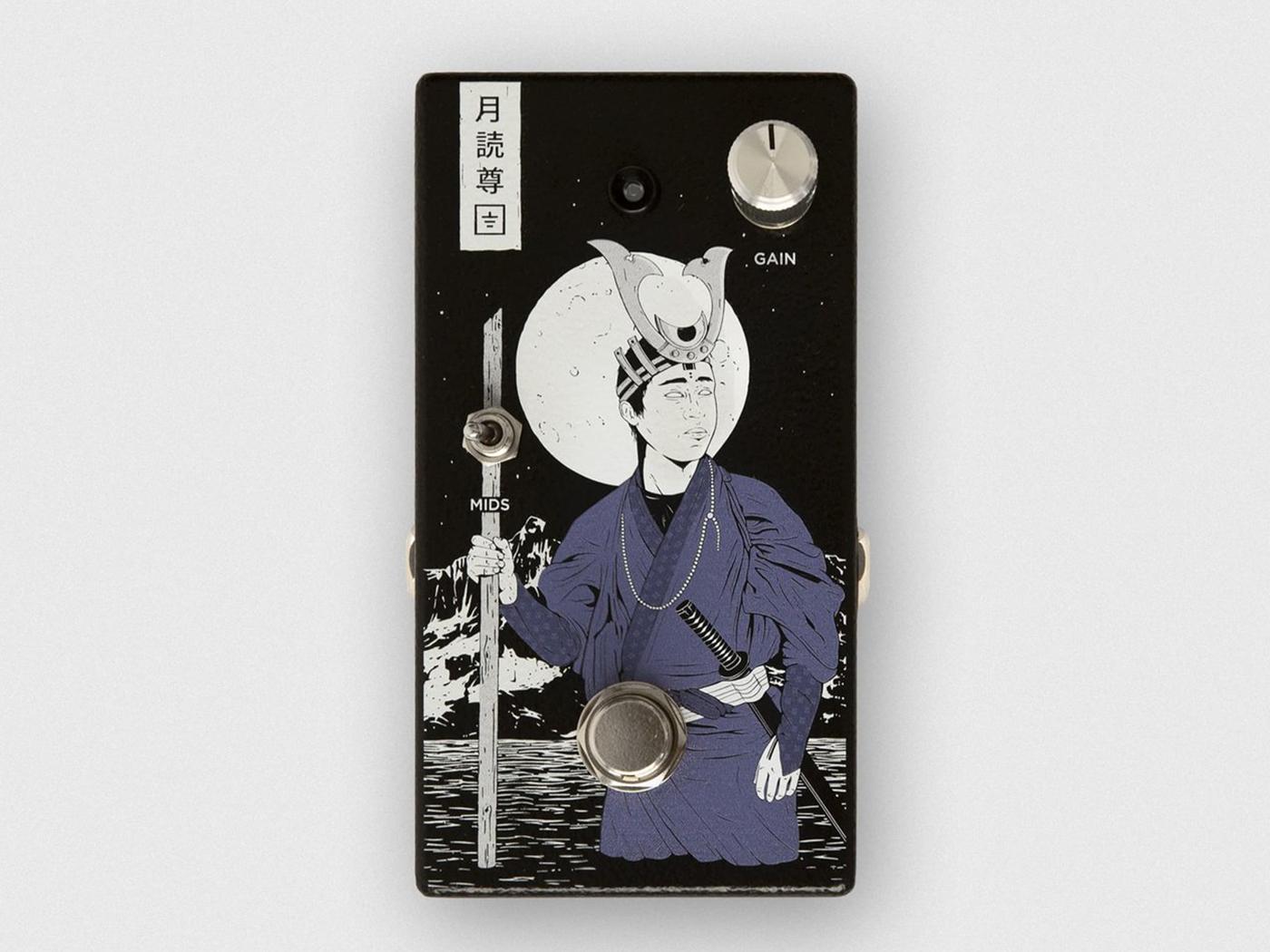 Ground Control Audio announces the Tsukuyomi Midrange Booster