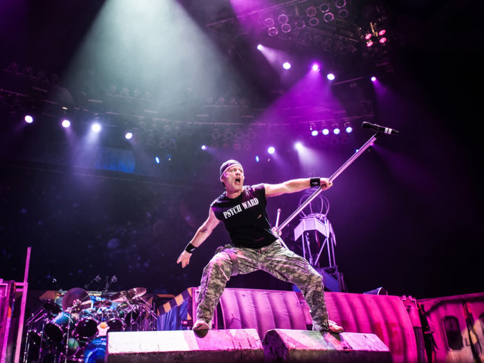 Iron Maiden 2019 Legacy of The Beast Tour