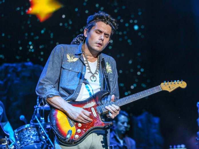 John Mayer Stratocaster