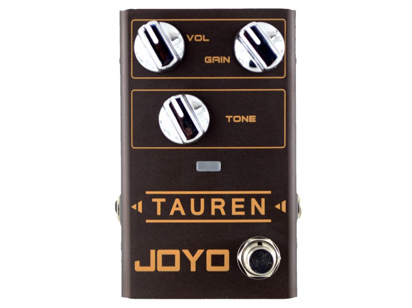 Joyo Audio Tauren Overdrive