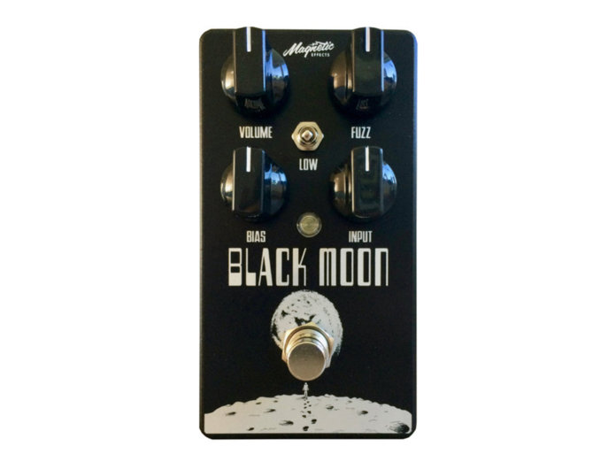 Magnetic Effects Black Moon