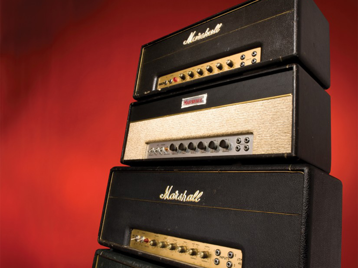 Marshall Amps - The Complete History - Guitar com | All