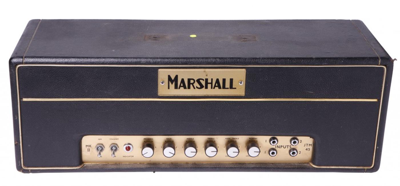 Marshall Amplification