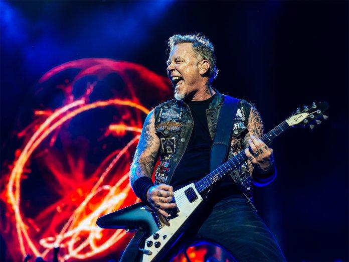 Metallica Helping Hands