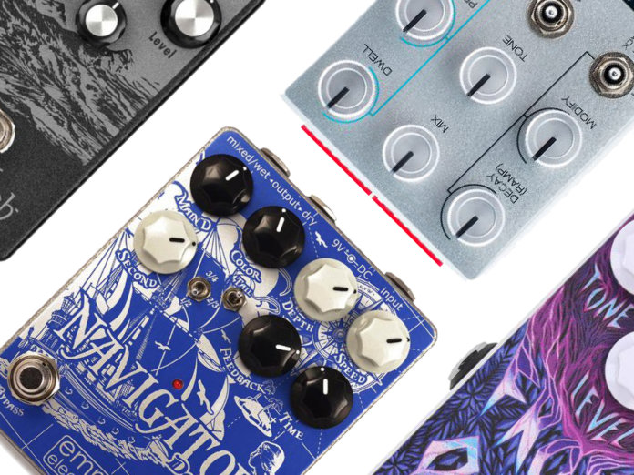 Chase Bliss Audio Dark World Haunted Labs Earthquaker Devices Ash