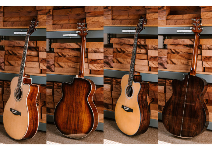 PRS SE acoustic limited edition