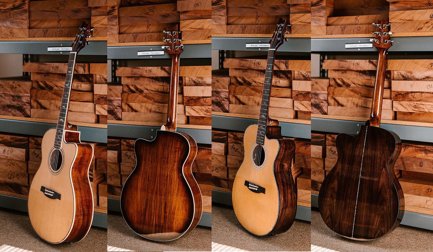 PRS SE Acoustics