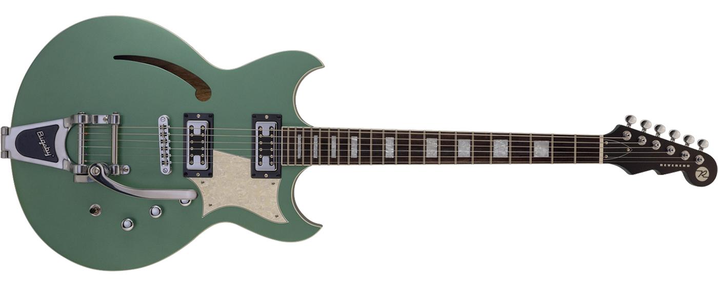 reverend guitars tricky gomez